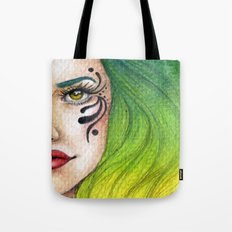 Fierce  Tote Bag