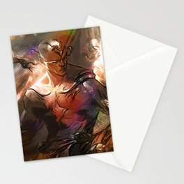 League of Legends GOD FIST LEE SIN Stationery Cards