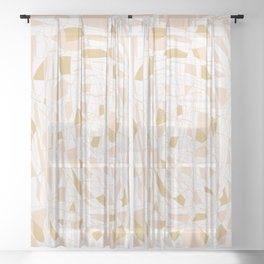 Entangled Sheer Curtain