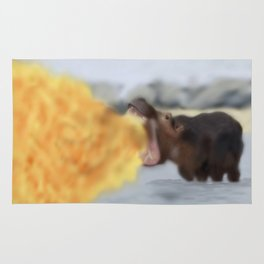 Firebreath Rug