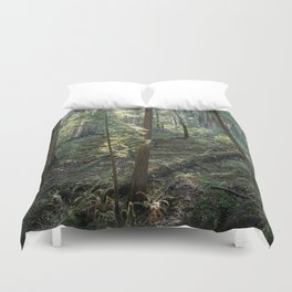 Muir Woods National Monument Duvet Cover