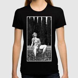 asc 1000 - Le pré interdit (Et in Arcadia ego) T-shirt