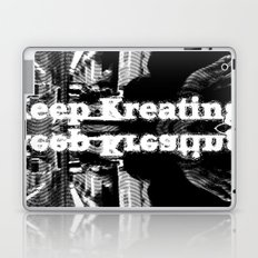 Keep Kreating Laptop & iPad Skin