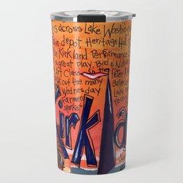 Kirkland Washington Travel Mug