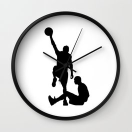 #TheJumpmanSeries, Allen Iverson Wall Clock