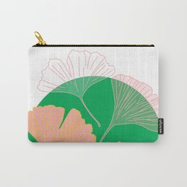 Ginkgo - the leaf of life Carry-All Pouch