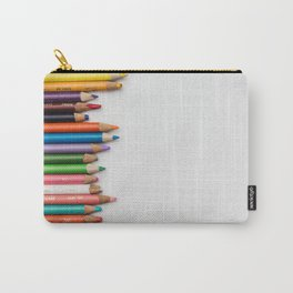 Colored pencil 10 Carry-All Pouch