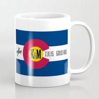 karu kara Mugs featuring Kara & Matt 7/11/15 by Art Lahr