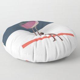 summer weight Floor Pillow