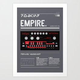 303_EMPIRE MASTER Art Print
