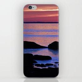 Nature's Evening Kiss iPhone Skin