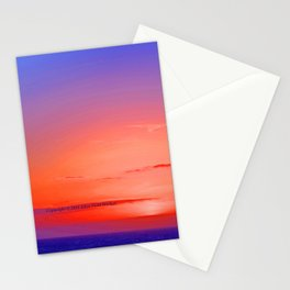 """""""Moonstone Beach Moment"""" with poem: And Counting Stationery Cards"""