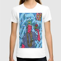 odd future T-shirts featuring ODD FUTURE by TheArtGoon