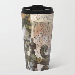Bird on a Perch Travel Mug
