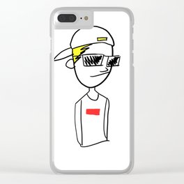 charlie b Clear iPhone Case