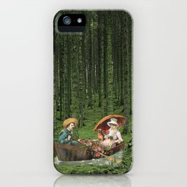 THE STROLL iPhone Case