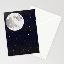 GIVE ME SOME SPACE Stationery Cards