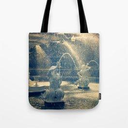 Savannah Forsyth Fountain Tote Bag