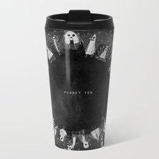 Planet Ten Metal Travel Mug