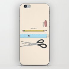 My Squad iPhone & iPod Skin