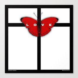 Fruit of the Spirit, Love Canvas Print