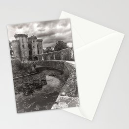 The Castle Moat Stationery Cards