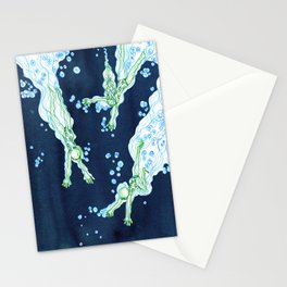 Divers #2 Stationery Cards