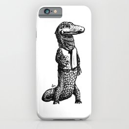 Investigator iPhone Case