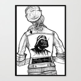 Roth-Vader City Rockers Canvas Print