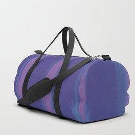 Striped Royalty Duffle Bag