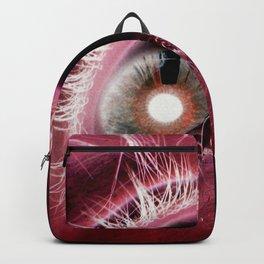 Scarlet Eye Backpack