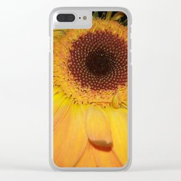 Lazy Clear iPhone Case