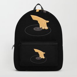 Dj Scratch Backpack