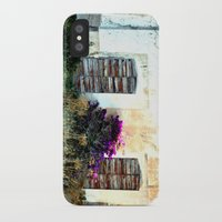 doors iPhone & iPod Cases featuring doors by  Agostino Lo Coco