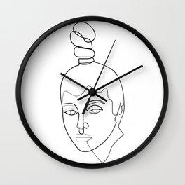 LEA Wall Clock
