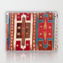 Sivas Saf Central Anatolian Kilim Print Laptop & iPad Skin