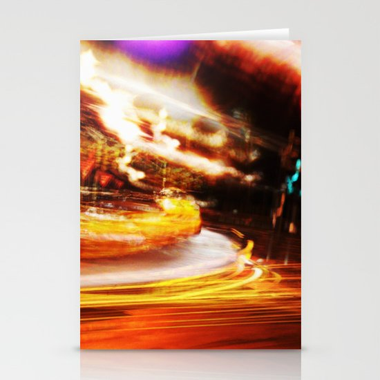 Night Cruise Stationery Cards