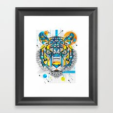 71g3r Framed Art Print