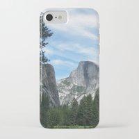 yosemite iPhone & iPod Cases featuring Yosemite by Angela McCall