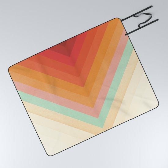 Rainbow Chevrons by speakerine
