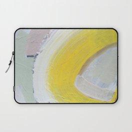 Waves: Lemon Laptop Sleeve