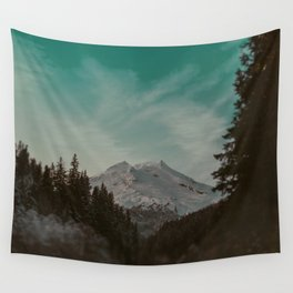 Mt. Baker Wall Tapestry