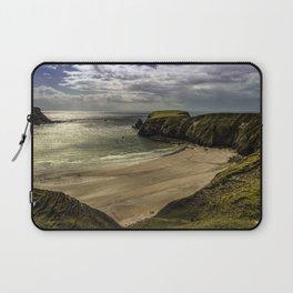 Silverstrand beach Laptop Sleeve