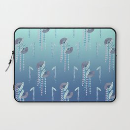 Fans & Feathers // Graphic Print Laptop Sleeve
