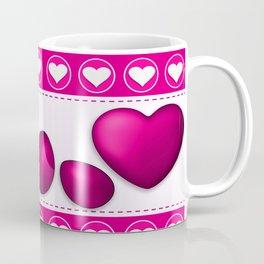 Love celebration easter hearts Coffee Mug