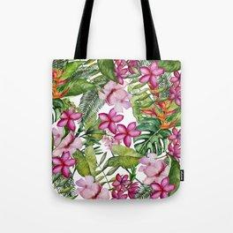 Tropical Garden 3 Tote Bag