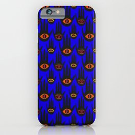 Mythic Hands Totem iPhone Case