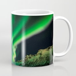 Beauty of Northern Lights Coffee Mug