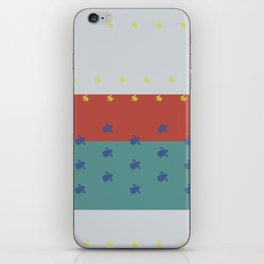 Overlap iPhone Skin