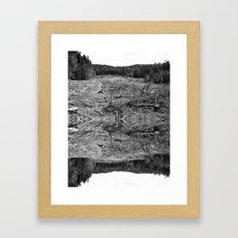 Sweden Framed Art Print